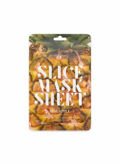 Kocostar Kocostar Slice Mask Pineapple – die Ananasmaske