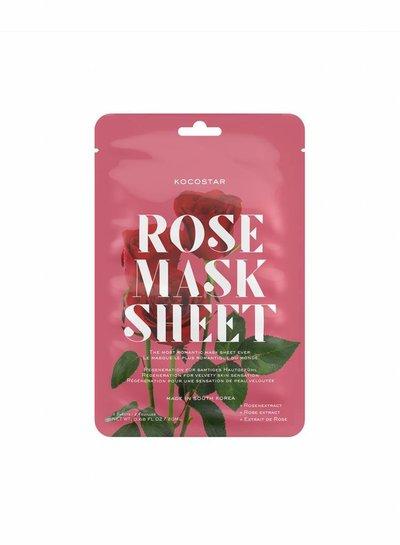 Kocostar Slice Mask Rose – die Rosenmaske