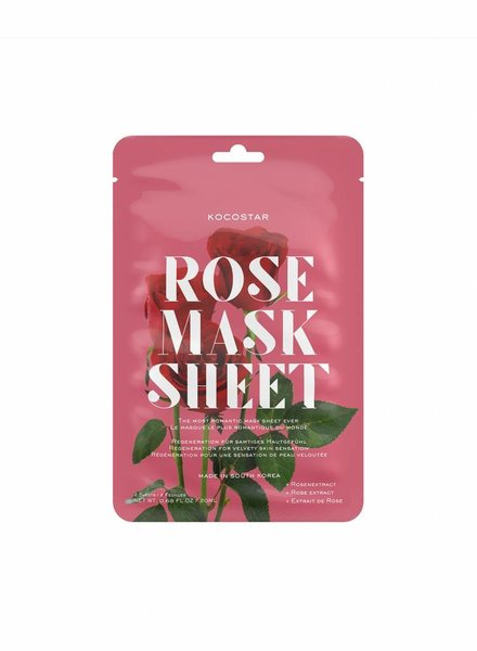 Kocostar Slice Mask Rose