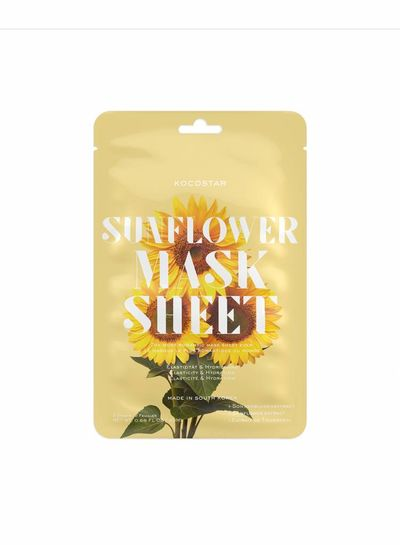 Kocostar Kocostar Slice Mask Sunflower – die Sonnenblumenmaske