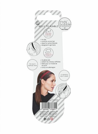 invisibobble® MULTIBAND Red-y To Rumble