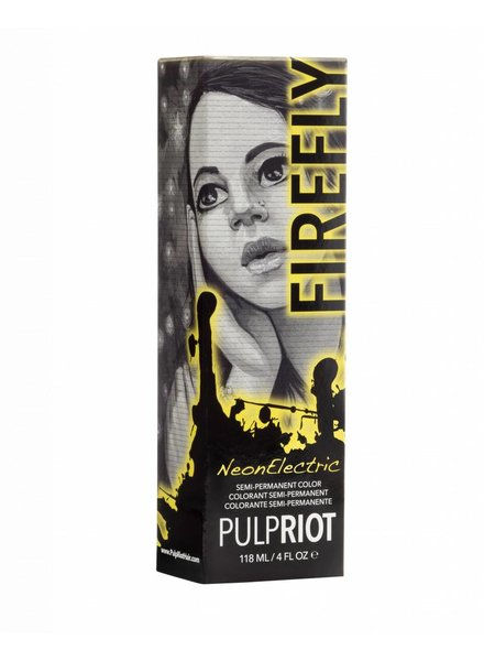 Pulp Riot - Neon Electric Firefly