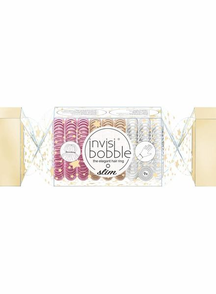 invisibobble® SLIM The Wonderfuls Trio Cracker