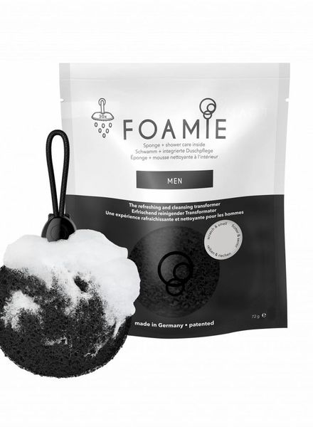 Foamie Foamie Men Version