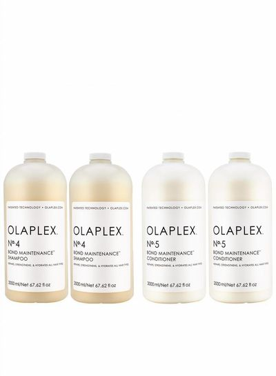 OLAPLEX® No. 4 & 5 Exclusive Set