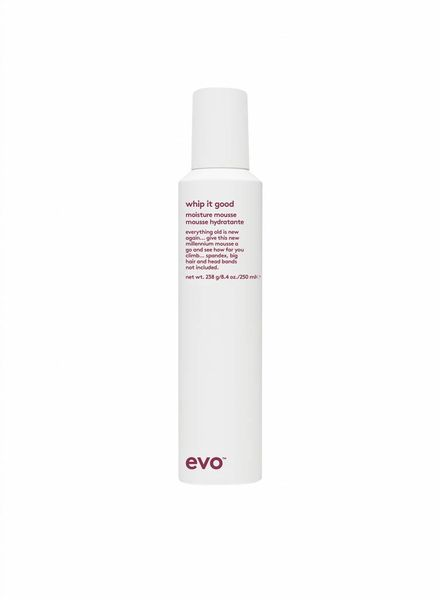 evo® styling mousse