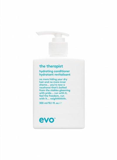 evo the therapist hydrating conditioner