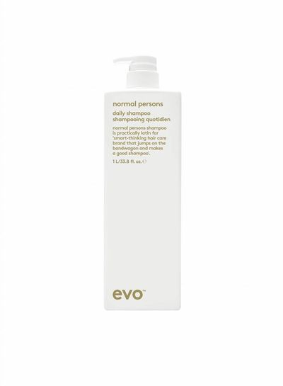 evo® normal persons daily shampoo