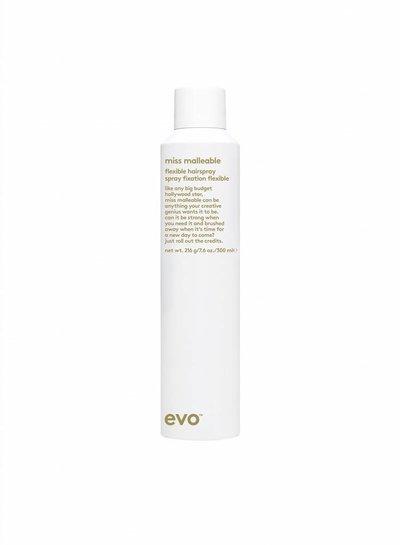 evo® miss malleable flexible hairspray
