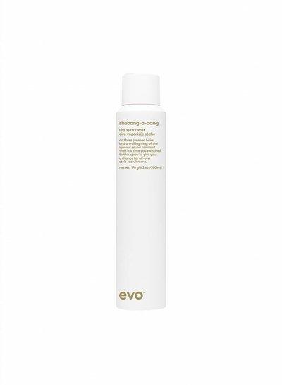 evo® shebang-a-bang dry spray wax