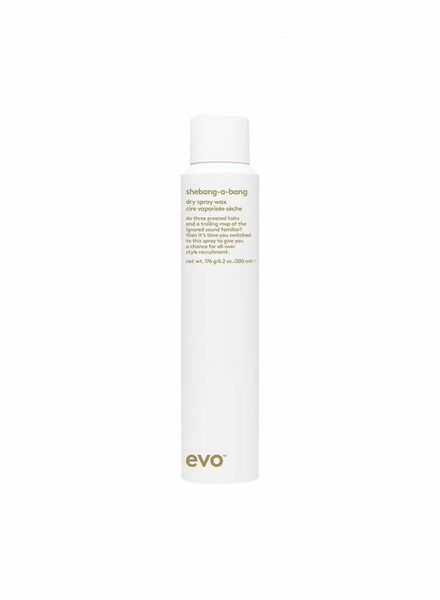 evo® dry spray wax