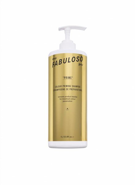 evo® priming shampoo