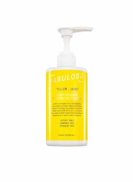 Evo evo® yellow colour intensifier