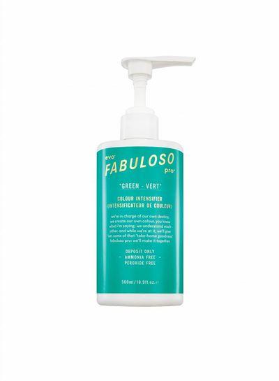 Evo evo® Fabuloso Pro™ green colour intensifier