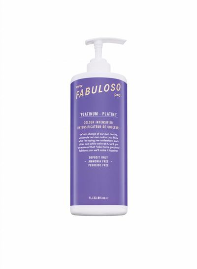 Evo evo® Fabuloso Pro™ platinum colour intensifier