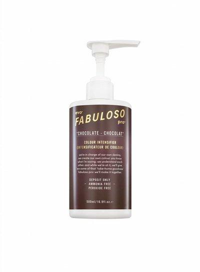 evo® Fabuloso Pro™ chocolate colour intensifier