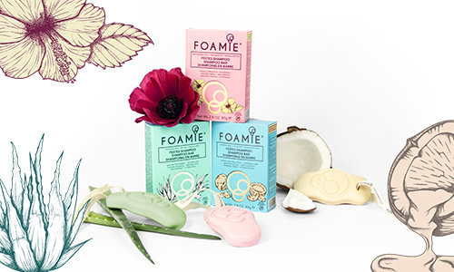 Foamie Festes Shampoo