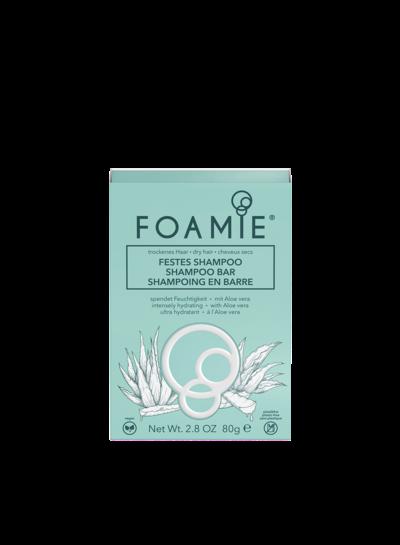 Foamie Festes Shampoo  Aloe You Vera Much