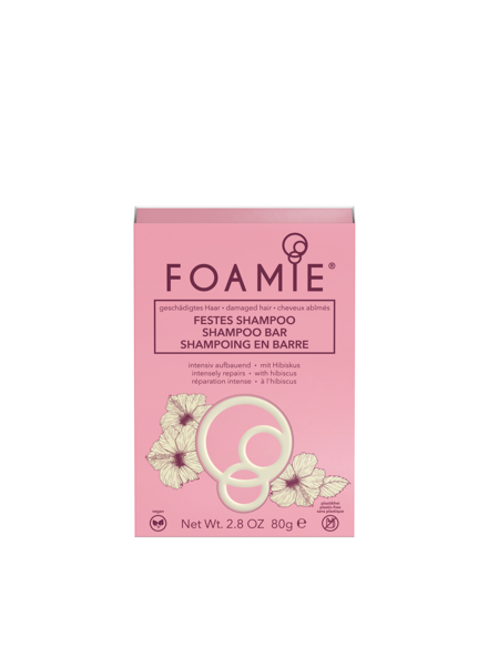 Foamie Festes Shampoo Hibiskiss