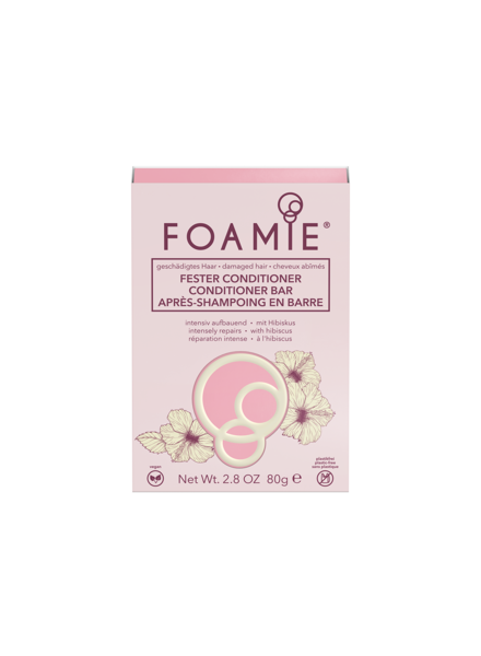 Foamie Fester Conditioner Hibiskiss