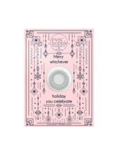 invisibobble® Wishlist Greeting Card Merry Holidays