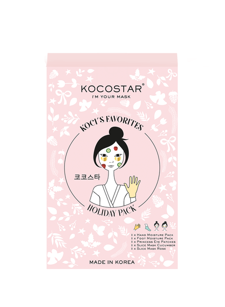 Kocostar Koci's Favorites - Holiday Pack 2019