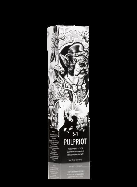 Pulp Riot Faction 8  Ash 6-1