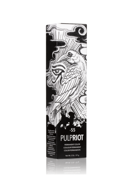 Pulp Riot Faction 8  Booster -55