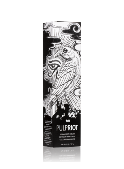 Pulp Riot Faction 8  Booster -66