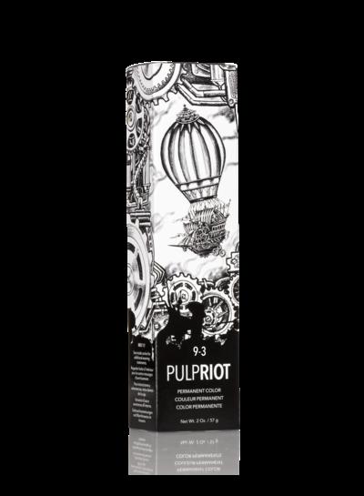 Pulp Riot Faction 8 Gold 9-3