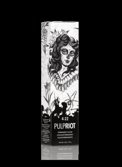 Pulp Riot Faction 8 Violet/Violet 4-22