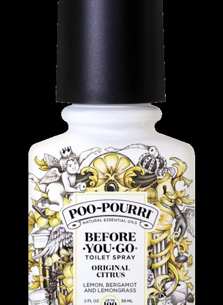"""Poo~Pourri Poo~Pourri  """"Before-you-go"""" Toilettenspray Original Citrus"""