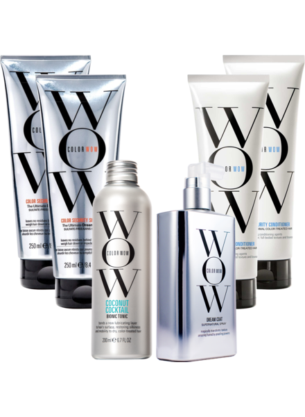 Color Wow Home Spa Set 4