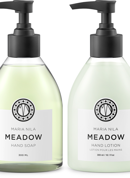 Maria Nila Set: Hand Soap + Lotion Meadow