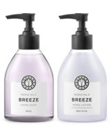 Maria Nila Set: Hand Soap + Lotion Breeze