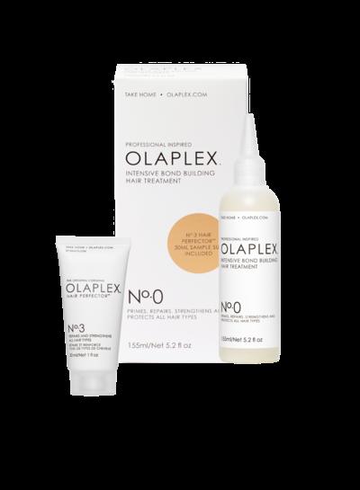 OLAPLEX  Intensive Bond Building Hair Treatment Kit