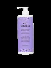 evo® Platinum Blonde Toning Shampoo 1l