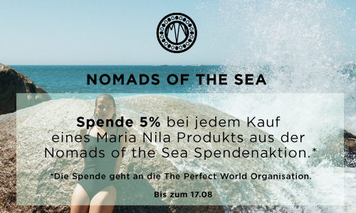 Nomads of the Sea Spendenaktion