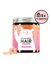 Bears With Benefits Ah-mazing Hair Vitamin Biotin 5+1 Set