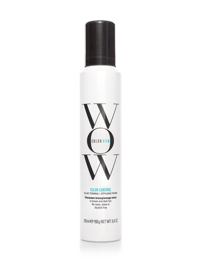 Color Wow – Color Control Blue Toning and Styling Foam