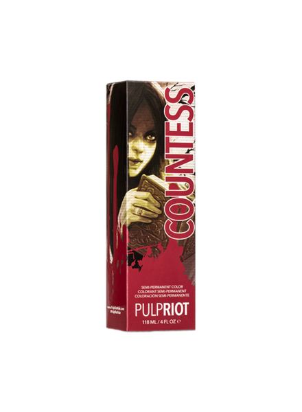 Pulp Riot Raven Collection – Countess