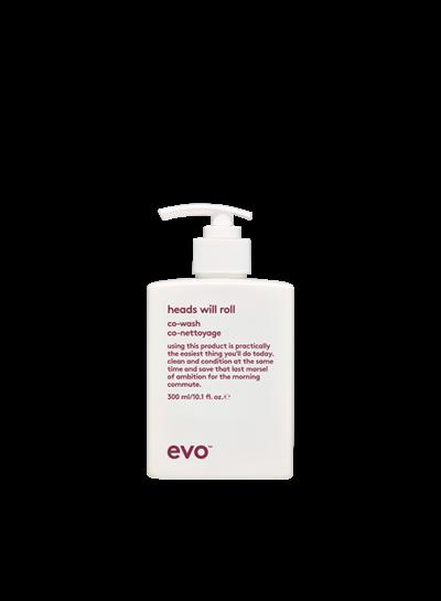 evo® heads will roll co-wash 300ml
