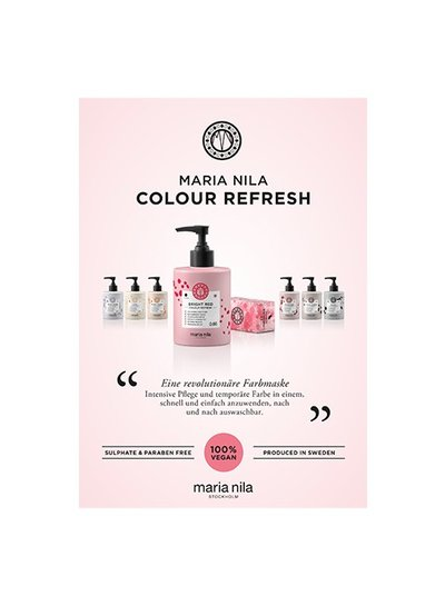 Maria Nila Colour Refresh - Starter Set New