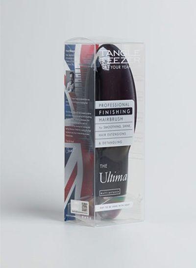 Tangle Teezer® The Ultimate Hairbrush Schwarz