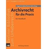 (Berliner Bibliothek zum Urheberrecht)