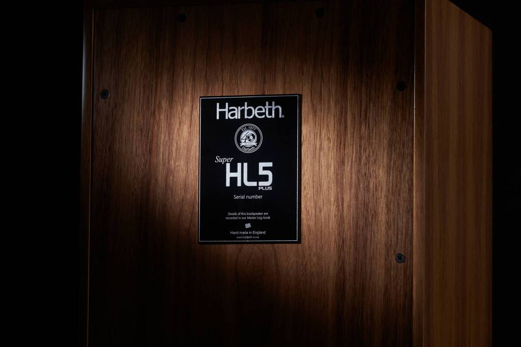 Harbeth Harbeth Super HL5 PLUS 40th Anniversary