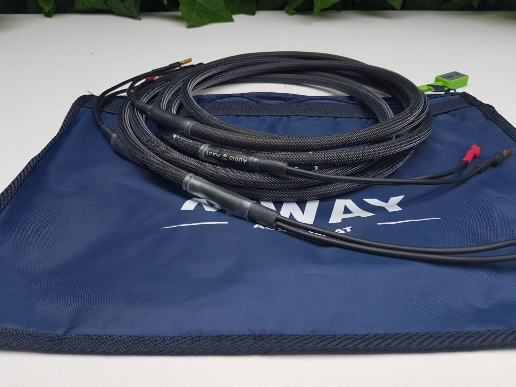 M-WAY M-WAY FiRST ReF Luidspreker kabel