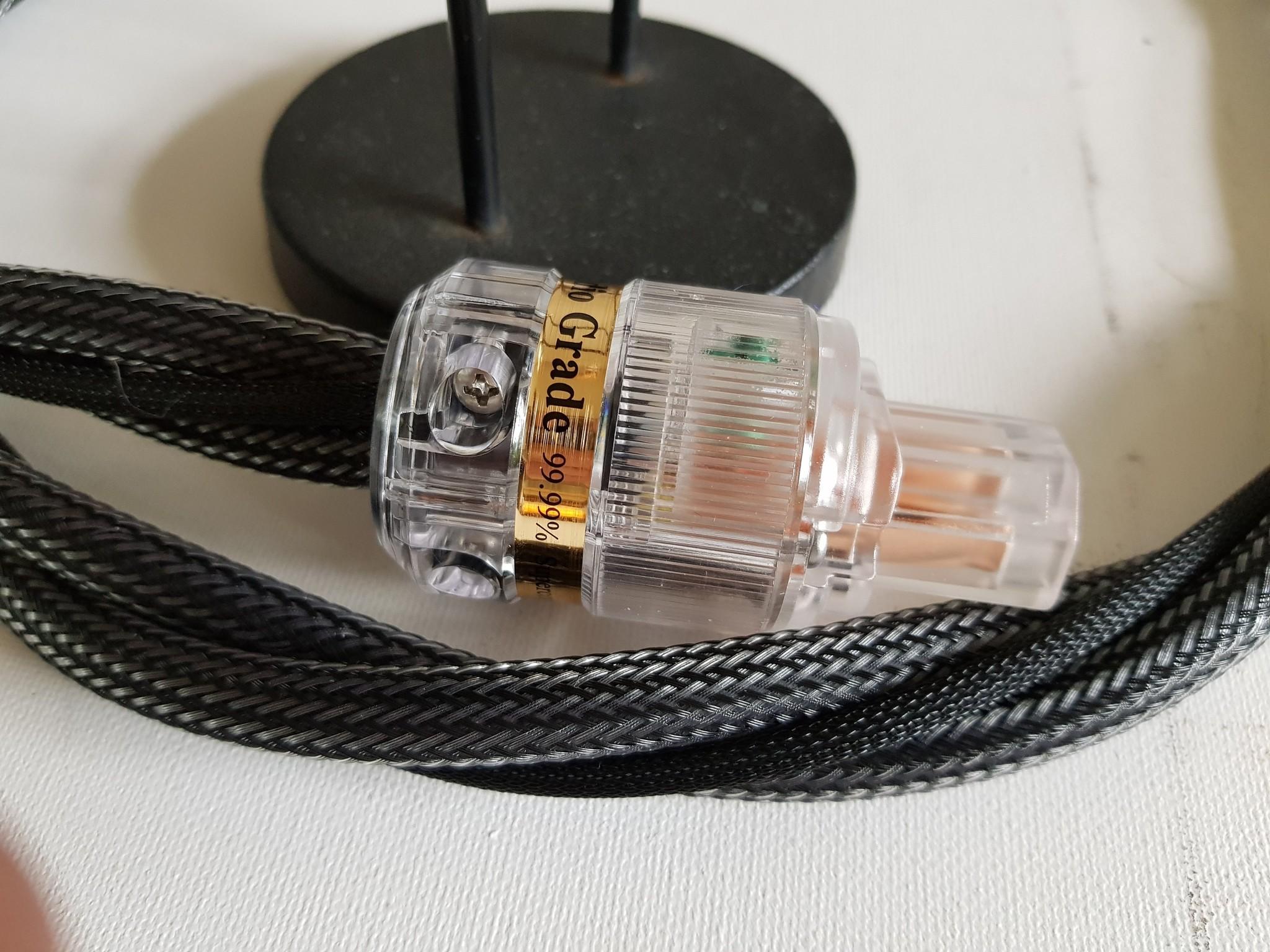 M-WAY M-Way 3DW AC stroomkabel