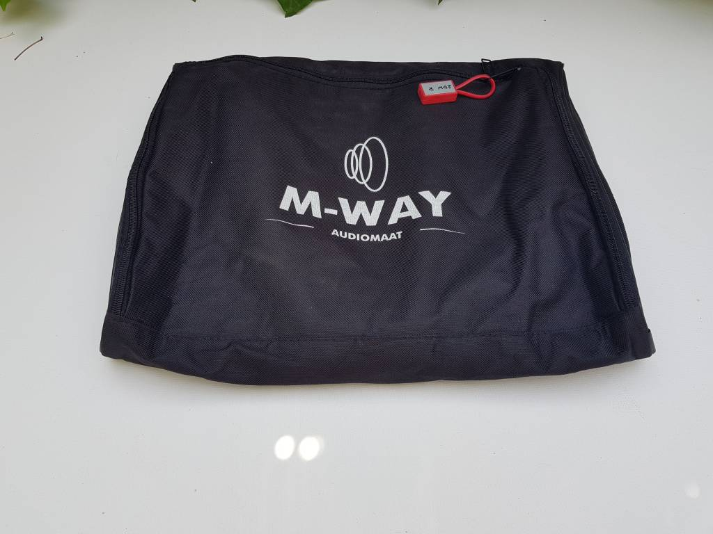 M-WAY M-WAY 2DW ReF luidsprekerkabel