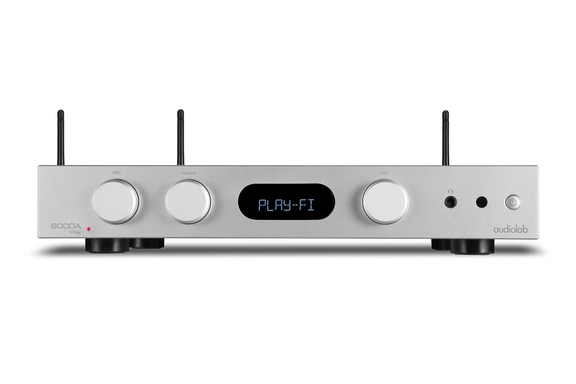 Audiolab Integrated & streamer & dac
